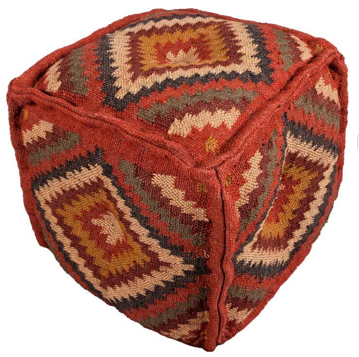 Jaipur pouf Bedouin